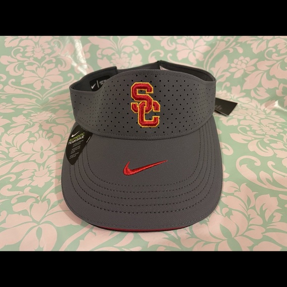 Nike usc Trojans visor